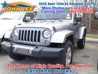 How exclusive is this! Just in, this stunning 2014 Jeep