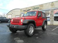 Come test drive this 2014 Jeep Wrangler! This vehicle