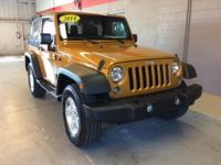 CARFAX 1-Owner, Very Nice, Jeep Certified. Sport trim.