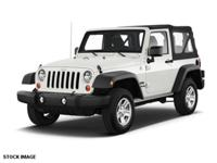 Jeep Certified, CARFAX 1-Owner, GREAT MILES 11,386!
