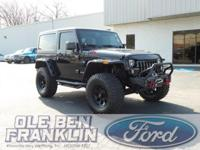 Options:  2014 Jeep Wrangler Sport|Black/Sport|V6 3.6 L
