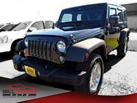 The Jeep Wrangler is an icon. The Wrangler's signature