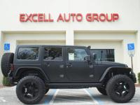 Introducing a customized 2014 Jeep Wrangler featuring a