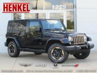 Options:  2014 Jeep Wrangler Unlimited Dragon Ed.