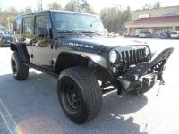 Gorgeous. Lightly Modified 1-Owner Jeep Wrangler