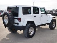 Options:  2014 Jeep Wrangler Unlimited Rubicon 4X4|Take