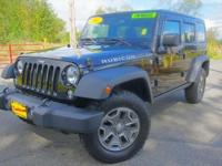 2014 Jeep Rubicon Unlimited With The Goods, Hard Top,