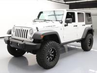 2014 Jeep Wrangler with 3.6L V6 Engine,6-Speed Manual