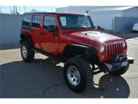 We are excited to offer this 2014 Jeep Wrangler