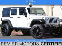 Options:  2014 Jeep Wrangler Unlimited
