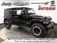 Options:  2014 Jeep Wrangler Unlimited Unlimited