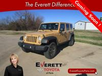 Recent Arrival! 2014 Jeep Wrangler Unlimited Rubicon