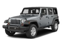 Once you test drive this 2014 Jeep Wrangler Unlimited