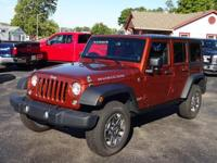Wrangler Unlimited Rubicon RUBICON, 4WD, ***ONE