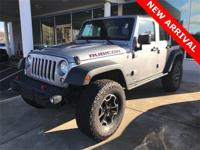 2014 Jeep Wrangler Unlimited Rubicon 4WD* CLEAN CARFAX