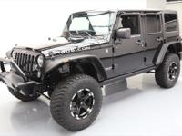 2014 Jeep Wrangler with 3.6L V6 Engine,Automatic