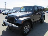 Rubicon trim. Excellent Condition, CARFAX 1-Owner, LOW