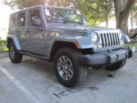 New Arrival! 4WD, CarFax One Owner! Leather Steering