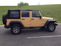 2014 Jeep Wrangler Unlimited Rubicon.  This Wrangler