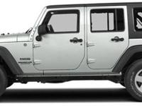 2014 Jeep Wrangler Unlimited SAHA For