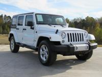 Options:  2014 Jeep Wrangler Unlimited|Vin: