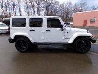Discerning drivers will appreciate the 2014 Jeep