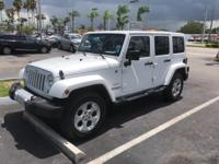 You can find this 2014 Jeep Wrangler Unlimited Sahara