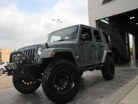 Options:  2014 Jeep Wrangler Unlimited Sahara 4X4|Your
