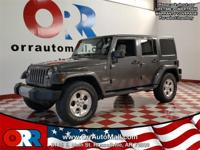 Recent Arrival!   Grey 2014 Jeep Wrangler Unlimited