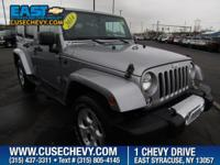 Check out this 2014 Jeep Wrangler Unlimited Sahara. Its