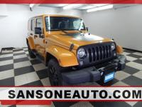 *JEEP CERTIFIED*, *ONE OWNER*, *CLEAN CAR FAX*, *GPS