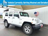 Introducing the 2014 Jeep Wrangler Unlimited! Both