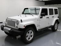 2014 Jeep Wrangler with 3.6L V6 Engine,Cloth