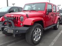 Check out this 2014 Jeep Wrangler Unlimited Unlimited