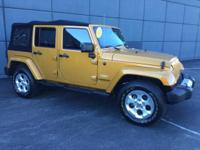 $1,300 below Kelley Blue Book! Sahara trim, Ampd