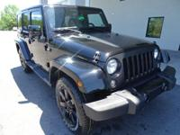 Come see this 2014 Jeep Wrangler Unlimited . Its