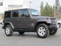 SWEET Ride! Go where you want in JEEP style. These