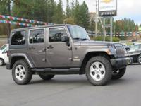 Clean Hard Top Unlimited Sahara. SWEET!  Options: