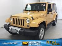Dune Clear Coat 2014 Jeep Wrangler Unlimited Sahara 4WD