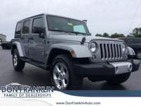 CARFAX One-Owner. Billet Metallic Clearcoat 2014 Jeep