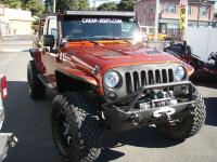 2014 Jeep Wrangler Unlimited Sahara Sport.  NO PAINT