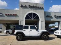 Options:  2014 Jeep Wrangler Unlimited Unlimited Sport