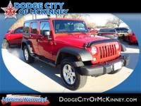Load your family into the 2014 Jeep Wrangler Unlimited!