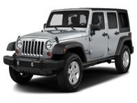 Options:  2014 Jeep Wrangler Unlimited Sport|Miles: