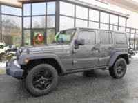 1-OWNER... WILLYS Wheeler... JUST Traded!!  2014 JEEP