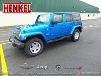 Options:  2014 Jeep Wrangler Unlimited Freedom Ed.