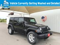 Take command of the road in the 2014 Jeep Wrangler