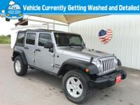 Introducing the 2014 Jeep Wrangler Unlimited! Go
