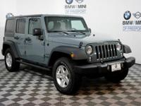 Looking for a clean, well-cared for 2014 Jeep Wrangler