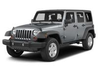 Options:  2014 Jeep Wrangler Unlimited Sport|Jeep
